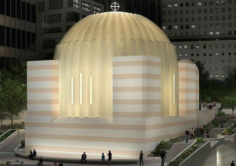 St Nicholas Center St Nicholas 39 Church In Nyc Rises From Its Ashes After 9 11