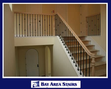 New Banister And Spindles - installing new stair baluster carpentry diy chatroom