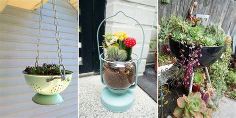 15 Creative Garden Containers