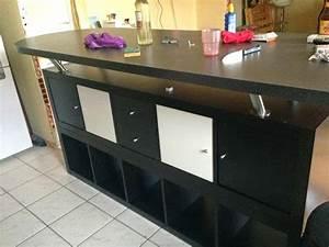 Plan De Travail Pour Bar : plan de travail pour table de cuisine ~ Melissatoandfro.com Idées de Décoration