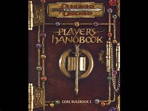 D D Player S Handbook Deutsch Pdf : d d 3 0 player 39 s handbook review youtube ~ Watch28wear.com Haus und Dekorationen