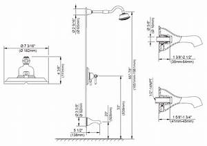 shower diverter installation height image bathroom 2017 With shower handle height from floor