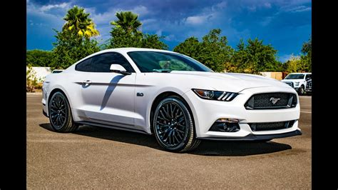 ford mustang gt walkaround youtube