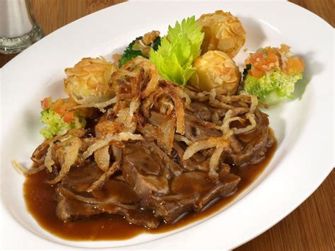 langue de cuisine recette langue de veau à la bayonnaise