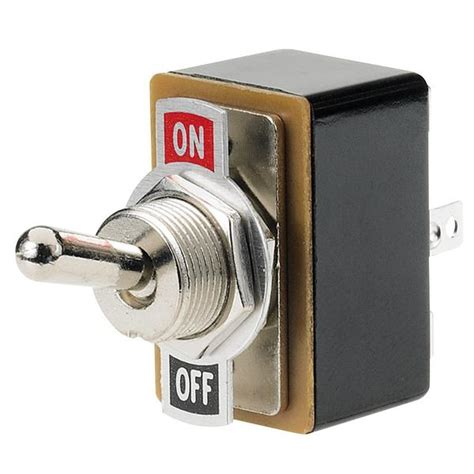 DPDT Toggle Switch