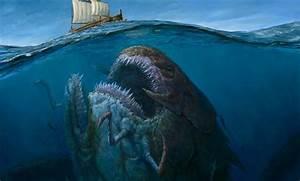5种神秘又无法解释的海洋生物 - YouTube