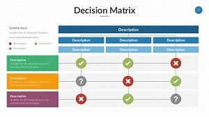 Matrix Diagram Powerpoint