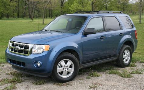 2011 Ford Escape Ltd by The Poor Car Reviewer 2008 2011 Ford Escape Xlt Limited