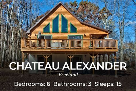 cabin rentals in pa with tub cabins for rent near poconos pa cabin rentals for groups
