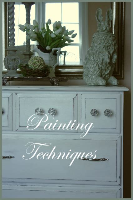 tips for painting furniture chalk painting furniture facelifts photos and tutorials pinterest