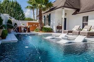 16 Extravagant Transitional Swimming Pool Designs You Won U0026 39 T Regret Seeing