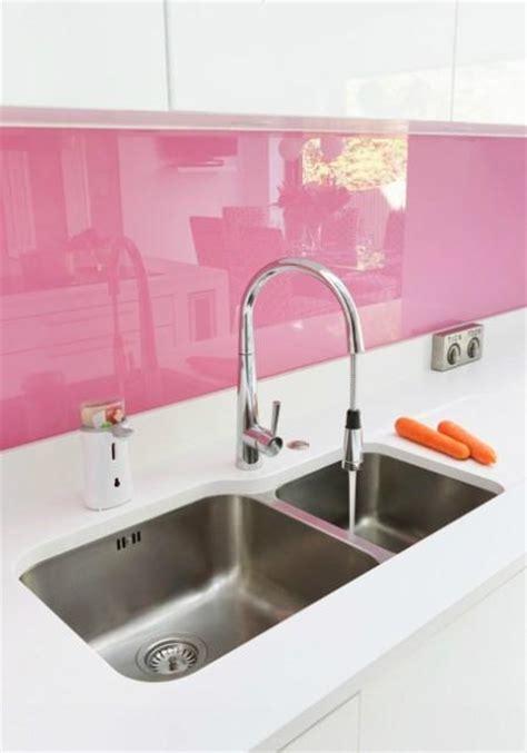 pink kitchen tiles elementos de dise 241 o revestimientos en cocina paperblog 1503