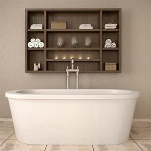 comment amenager une petite salle de bains magazine With amenager une petite salle de bains