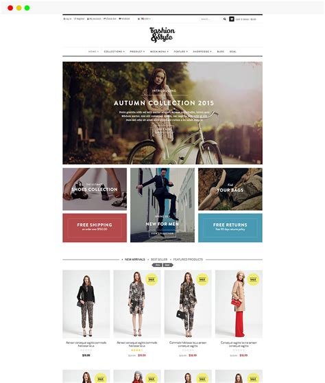Store Theme Best Free Shopify Templates And Premium Responsive Shopify