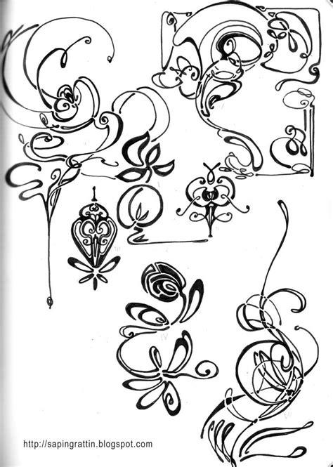 art nouveau by ~djangofeet on deviantART | Diseños