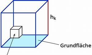 Kubikzentimeter Berechnen : berechnen des volumens eines prismas ~ Themetempest.com Abrechnung