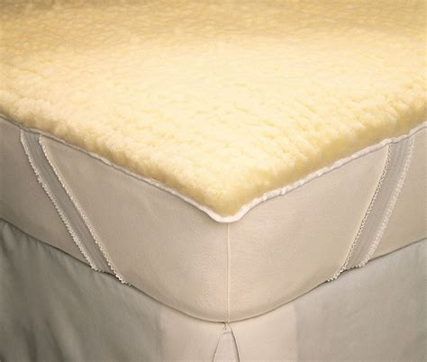 wool mattress cover premium wool mattress cover 60 oz wool ultimate sheepskin