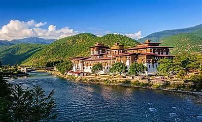 Bhutan Punakha Dzong Fortress Trip Nights Space