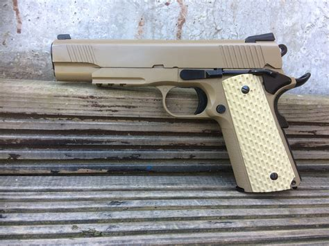 WE 1911 Gas blowback pistol (DELETED) - Buy & Sell Used ...