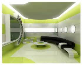 Modern Home Interior Designs Green Interior Designs For Modern And Classical Home