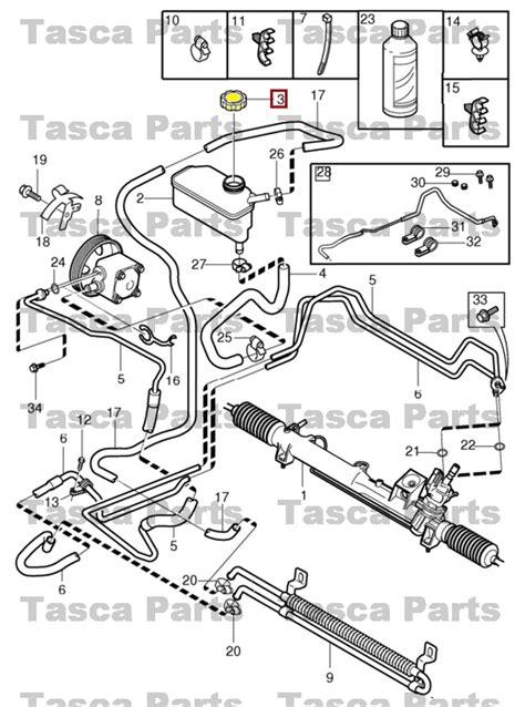 Volvo Parts Diagrams by Volvo S70 Steering Parts Diagram Downloaddescargar