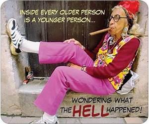 Funny Birthday Cards   Funny Birthday Card Old Woman ...