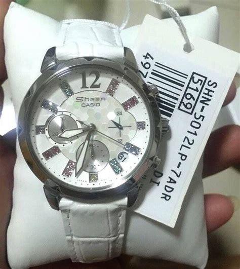 นาฬิกาข้อมือ Casio Sheen Chronograph รุ่น SHN-5012LP-7ADR ...