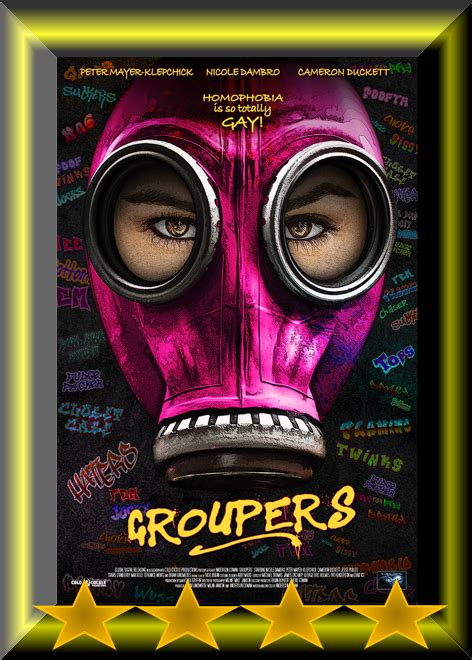 groupers movie poster cowan anderson