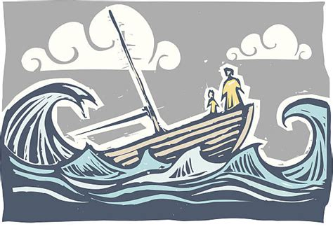 Shipwreck Illustrations, Royalty-Free Vector Graphics ...