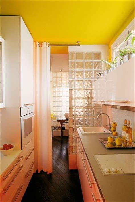la cuisine de nadine la cuisine jaune tendance et dynamisante côté maison