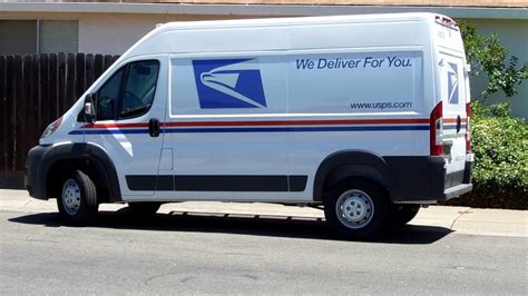 New Postal Truck by New Usps Delivery Vehicles Rock On