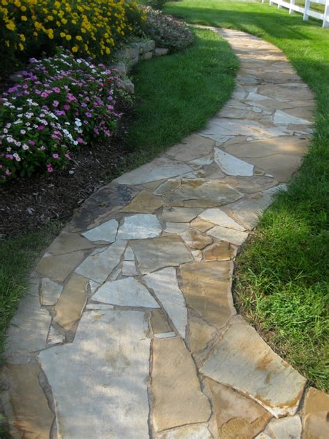walkway designs lawrence ks residental and commercial landscape design annauals and perrennials