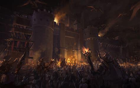 siege fortress siege warfare bomb