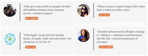 How To Publish Great Looking Testimonials In Wordpress