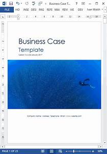 Analysis Template Word Hbr The Business Case For Women Leaders