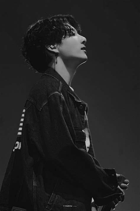 stepbystep on in 2020 jungkook aesthetic black white