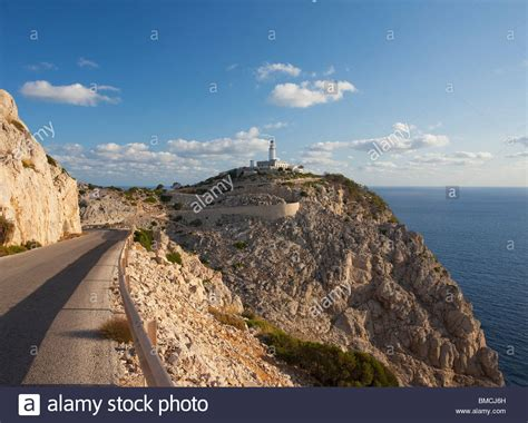 Cap De Formentor Lighthouse North Eastern Majorca Mallorca