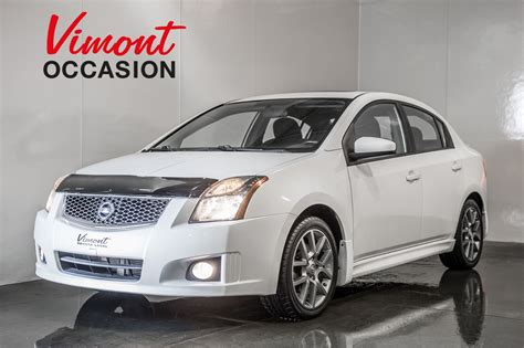 2010 Nissan Sentra Se R by Nissan Sentra Se R Toit Ouvrant Navigation Mags