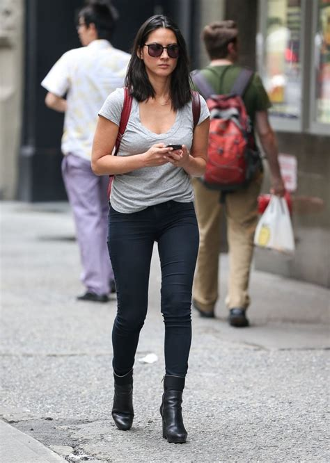 olivia munn  shirt tops lookbook stylebistro