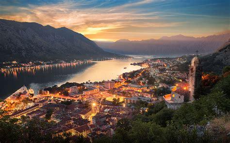 Wallpaper For by Montenegro City Kotor At Desktop Wallpaper Hd