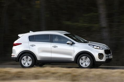 kia sportage  edition review