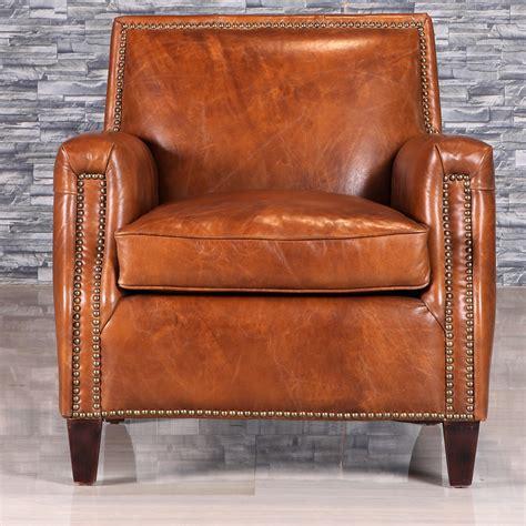 antieke fauteuil retro stijl antieke lederen fauteuil met klinknagel buy