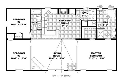 floor plans apartments open floor plan ranch homes open floor plans