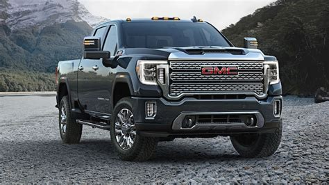 2020 Gmc 2500 6 6 Gas Specs by 2020 Gmc Hd Debuts Grille Capability