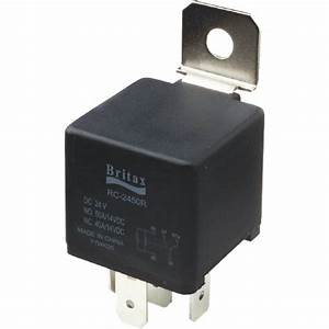 Spst 5 Pin 20a Automotive Sealed Relay