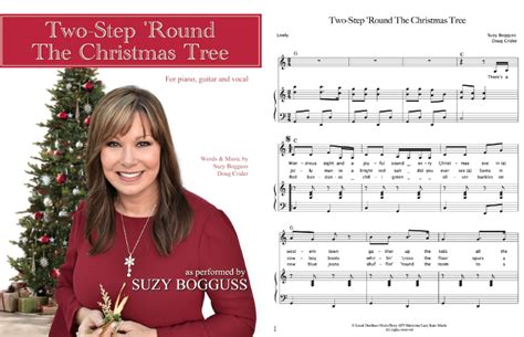 images of two step round the christmas tree best