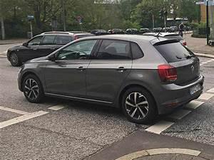 Volkswagen Polo 2017 : 2017 volkswagen polo spotted completely undisguised drivespark news ~ Maxctalentgroup.com Avis de Voitures