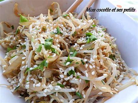 cuisiner des pousses de soja recettes de pousses de soja 2