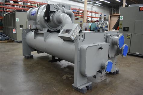 250 Ton Water Cooled Chiller Surplus Group
