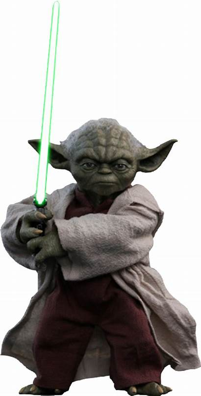 Yoda Toys Wars Star Episode Figure Scale